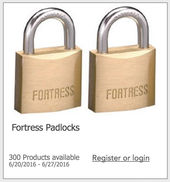 Fortress Padlocks