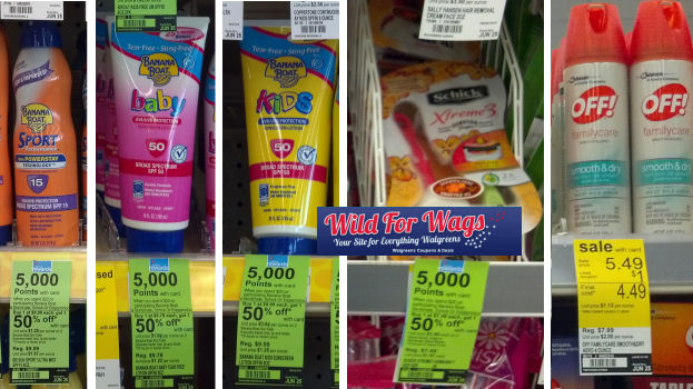banana boat schick & off! deals