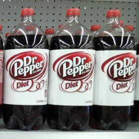 Diet Dr Pepper