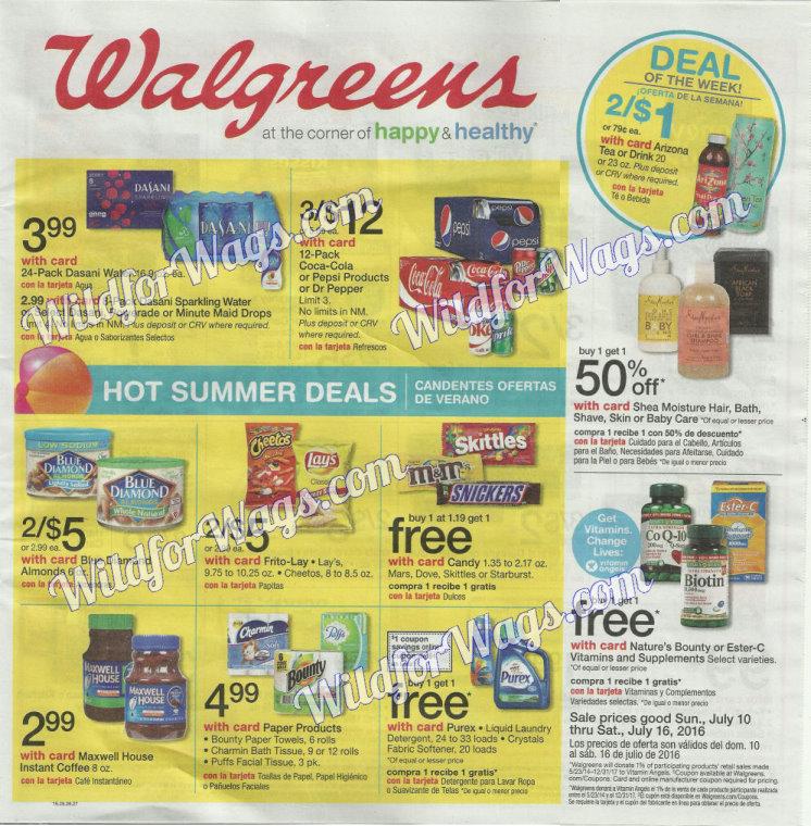 Walgreens Ad Scan 7-10 pg1n