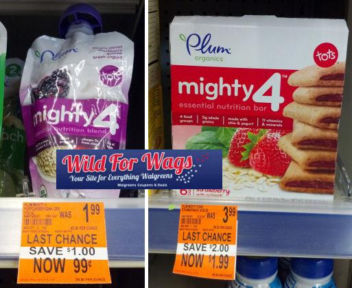 plum organics clearance deal