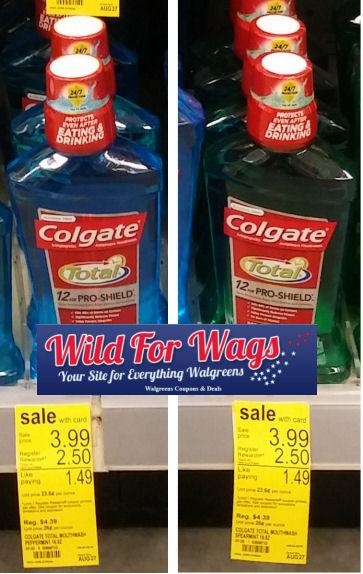 Colgate Rinse deal