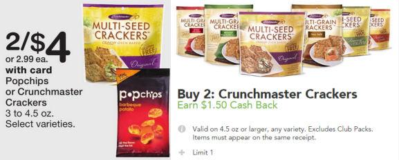 Crunchmaster deals