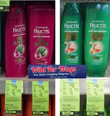 Garnier fructis deals
