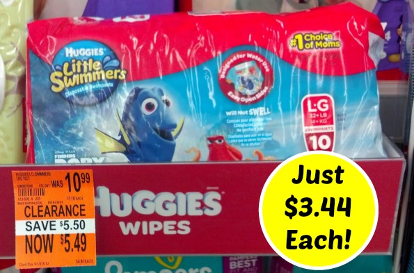 Huggies Little Swimmers Coupons