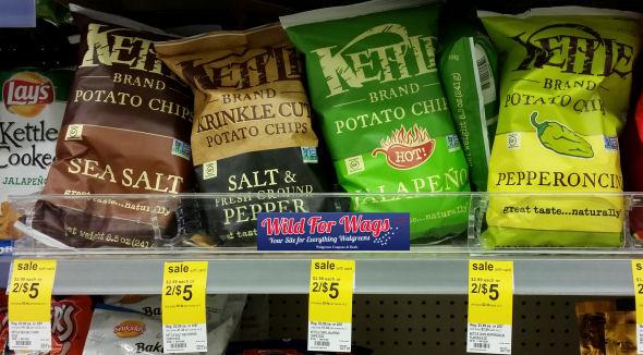 Kettle brand deal