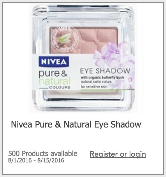 Free Nivea