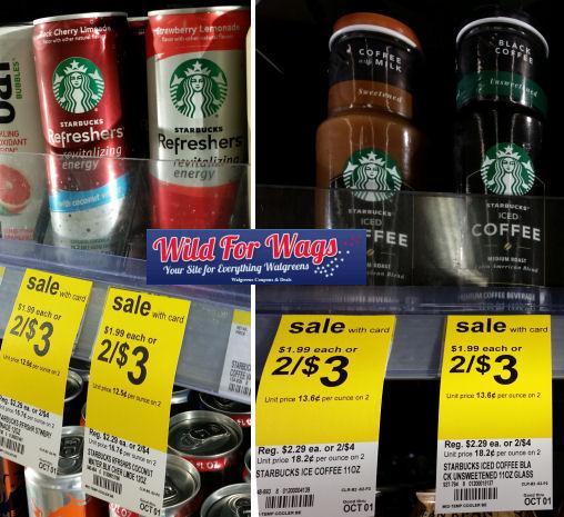 Starbucks deals