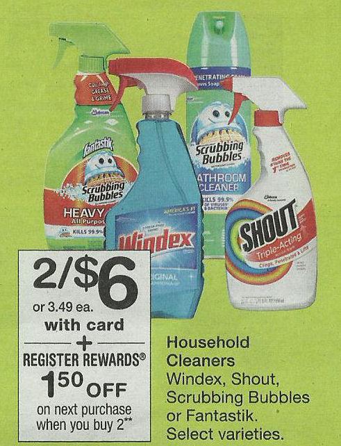 Windex deals