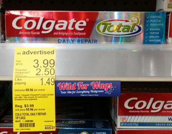 colgate toothpaste deal