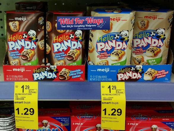 meiji hello panda cookies
