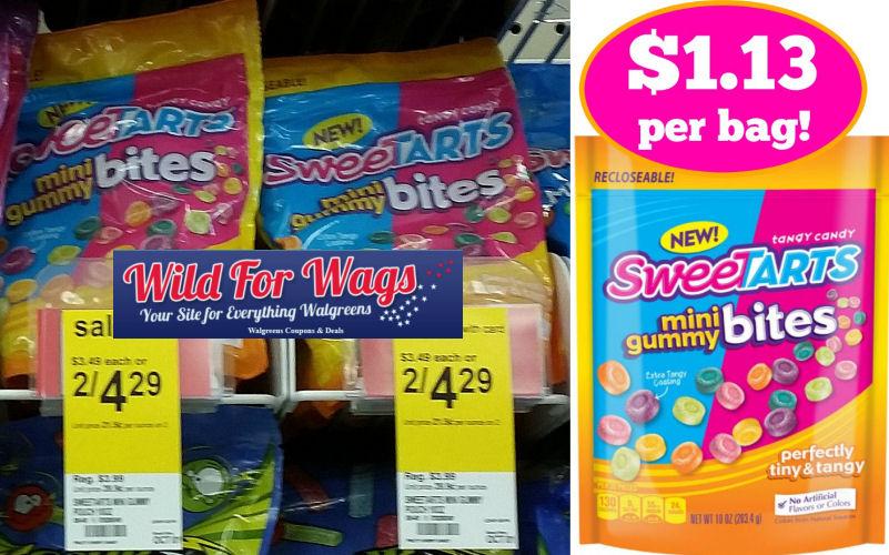 sweetarts mini gummy bites deal