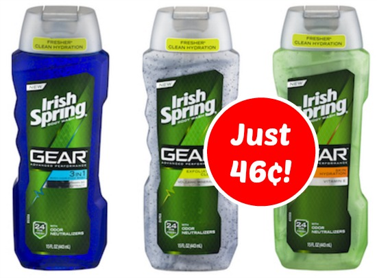 Irish Spring Body Wash Coupons