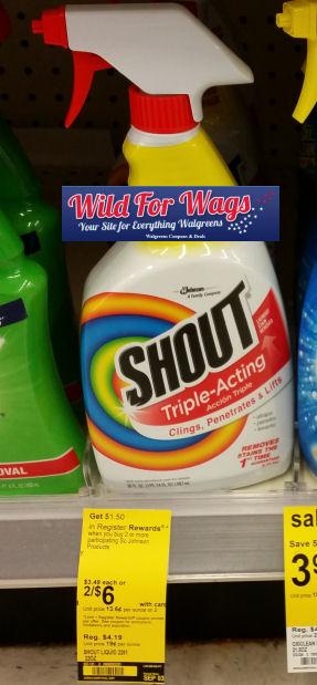 Shout  deal