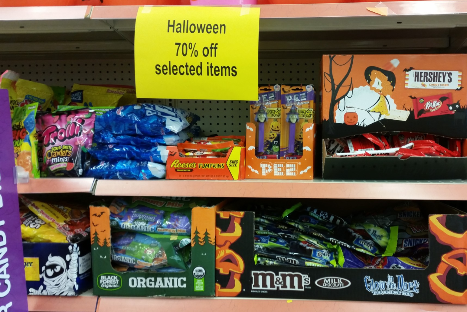 Walgreens Halloween Clearance Up to 70% Off