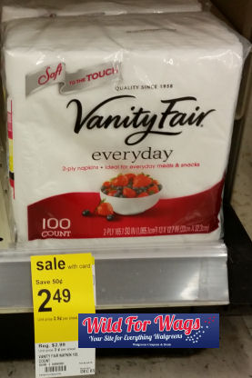 Vf coupons