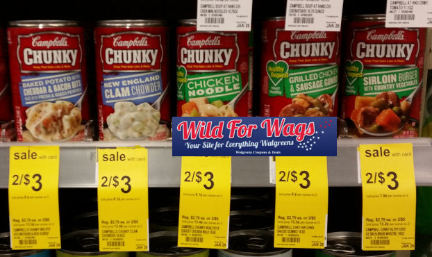 campbell's chunky deal