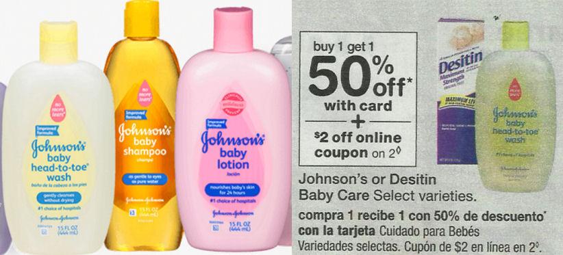 johnson's baby deal