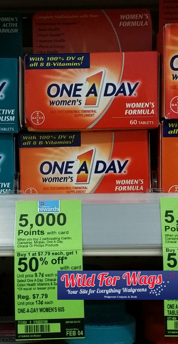 one a day deals