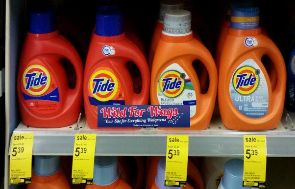 tide detergent deal
