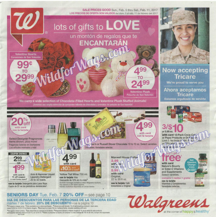 Walgreens Ad Scan 2-5-17 pg1j