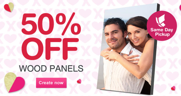 Wood Panels at Walgreens