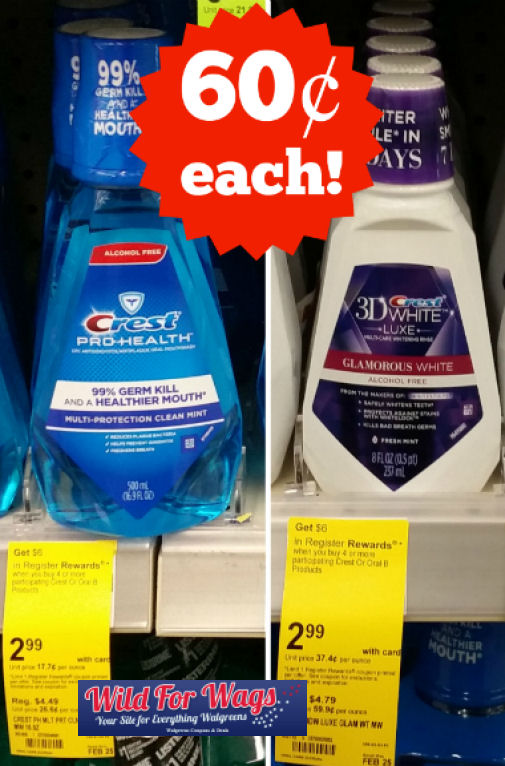 crest rinse deal