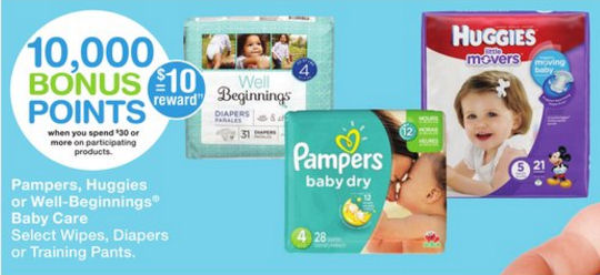 huggies pts deal