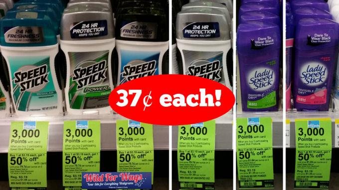 speed stick deals