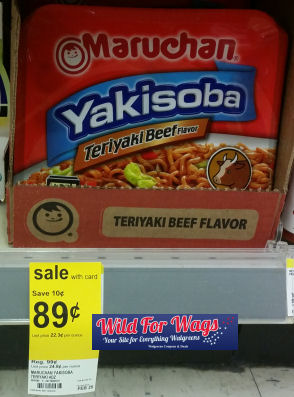 yakisoba deal