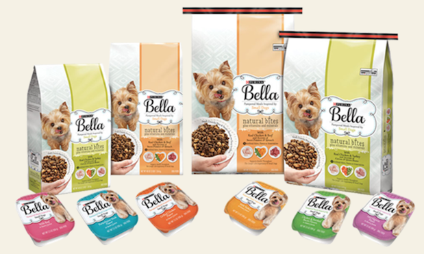 Bella Dog food coupons
