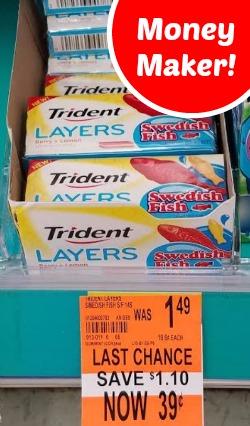 Trident Swedish Fish