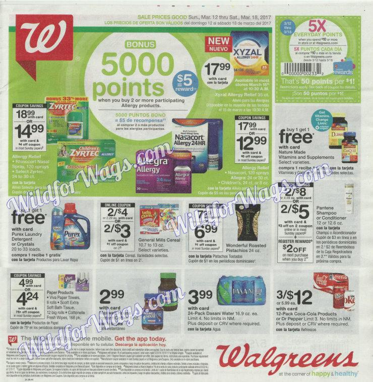 Walgreens Ad 3-12 pg1m