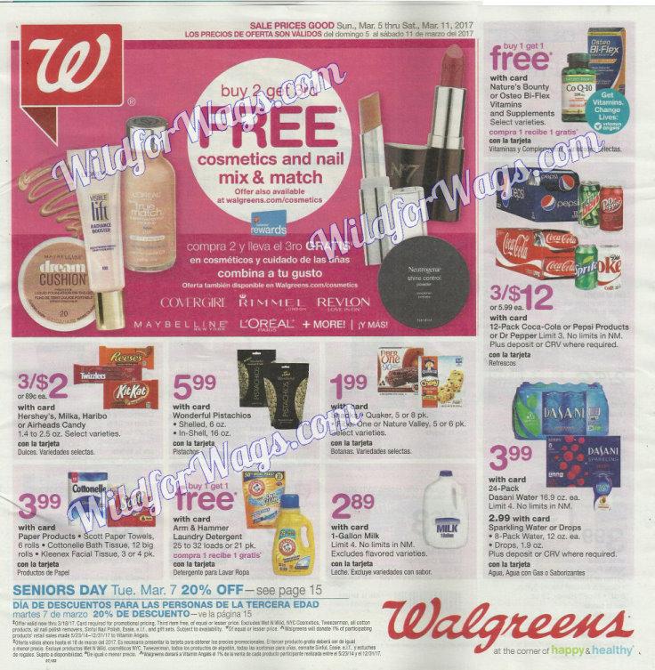 Walgreens ad scan 3-5 pg 1d