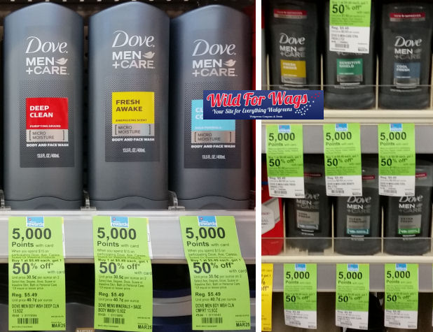 dove men+care deals