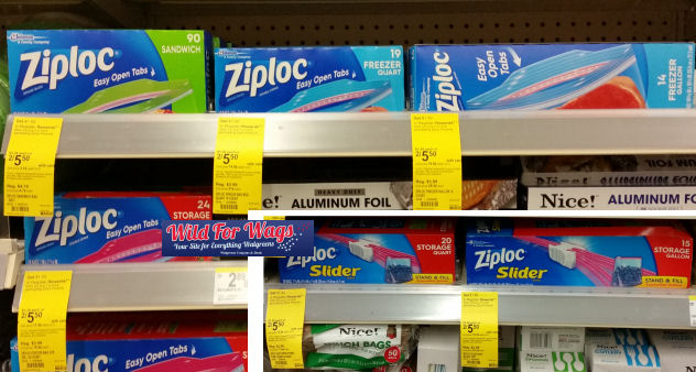 ziploc deals