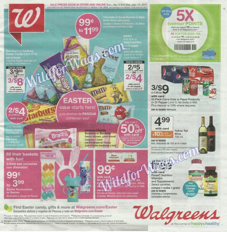 Walgreens Ad Scan 4-9-17 pg 1d