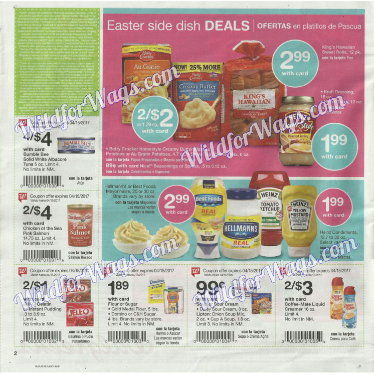 Walgreens Ad Scan 4-9-17 pg 2m