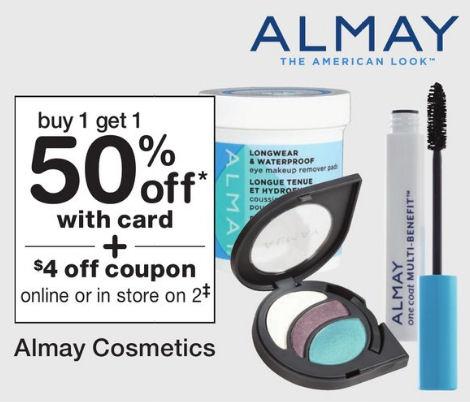 almay cosmetics rr deal