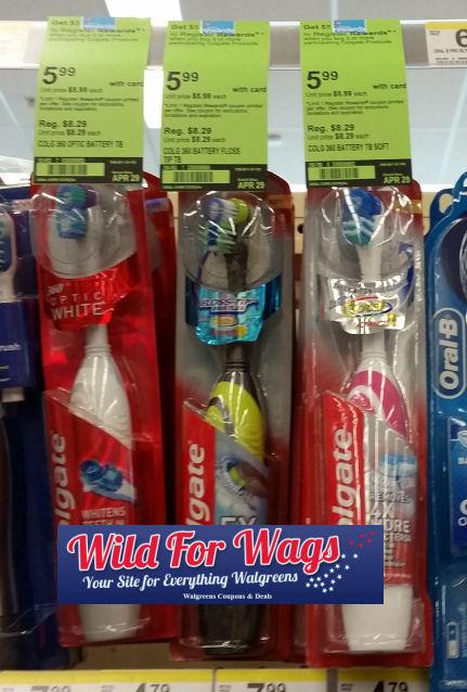 colgate toothbrush deal