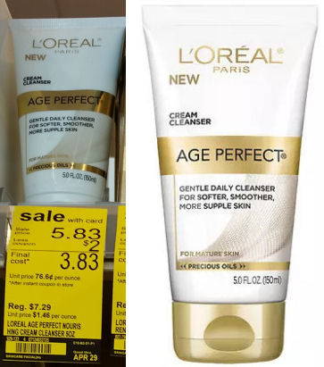 lloreal age perfect deal