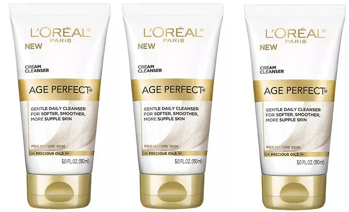 loreal age cleanser