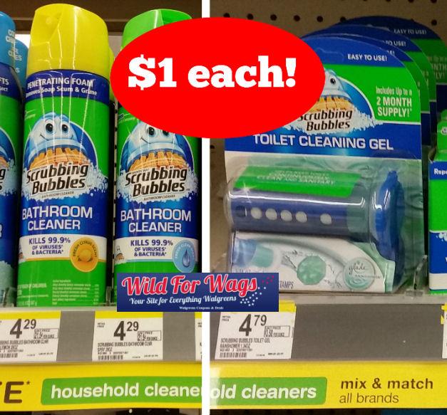 scrubbing bubbles deals