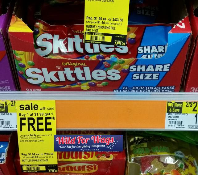 skittles deal