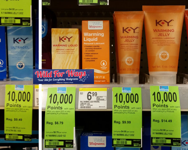 K-Y deals
