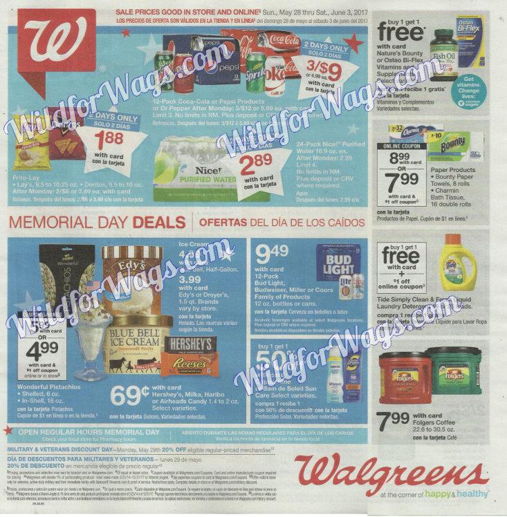 Walgreens Ad Scan 5-26 pg1m