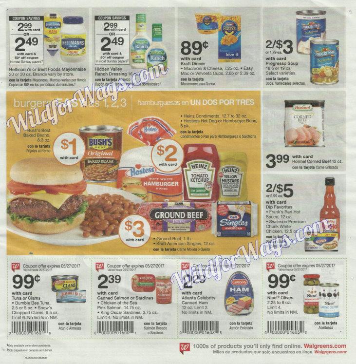 Walgreens Weekly Ad 5-21 pg3b