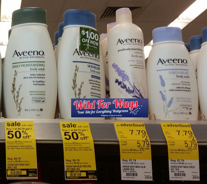 aveeno washes deal