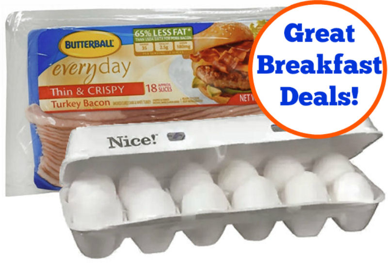 butterball and nice! eggs breakfast deals