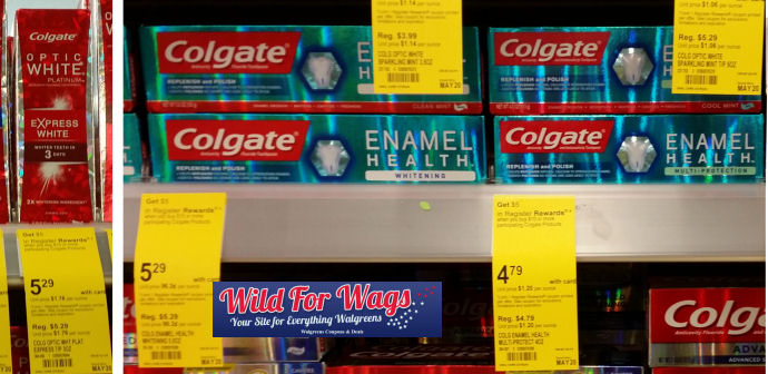 colgate toothpastes deals